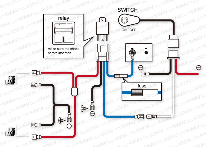 Wiring Harness Kits For Fog Lights Com