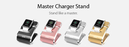 KiWAV Gadget Apple Watch Master Charger Stand.