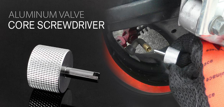 KiWAV motorcycle tire valve stem core remover