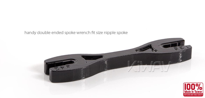 motorcycle hand tool 6 in 1 spoke wrench spanner tool KiWAV