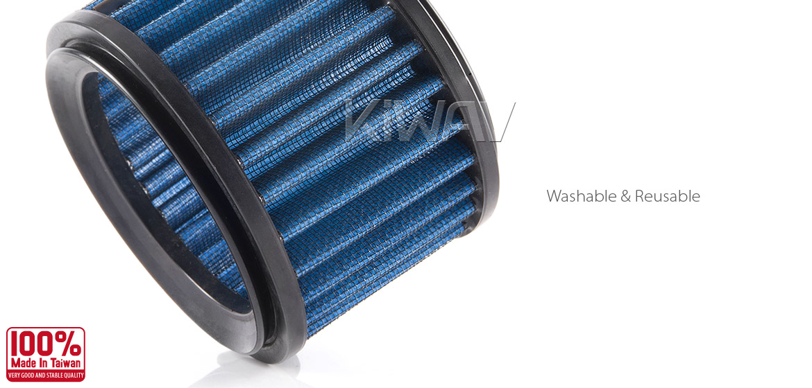 KiWAV Magazi Air Filter for Aprilia Pegaso 650 97-00 Pegaso 650 I.E 01-04