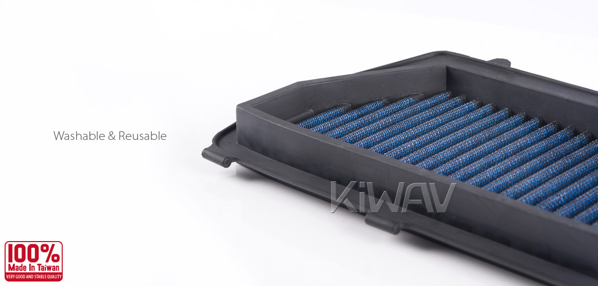 KiWAV Magazi Air Filter for Honda CBR600RR 07-13
