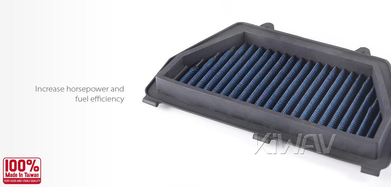 KiWAV Magazi Air Filter for Honda CBR600RR 07-13