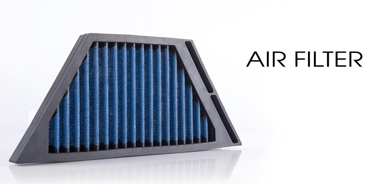 KiWAV Magazi Air Filter for Kawasaki ZX14 NINJA 06-11, ZZR1400 06-11, 1400GTR 06-11