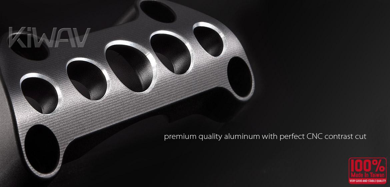VAWiK CNC contrast cut top clamp for harley davidson 1 inch handlebar