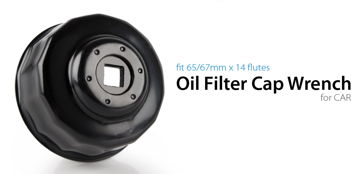 oil filter cap wrench 65/67mm 14 flutes