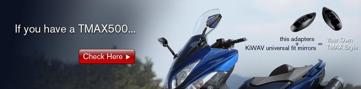 Yamaha TMax530 refer TMax 500