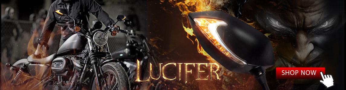KiWAV Lucifer LED mirrors