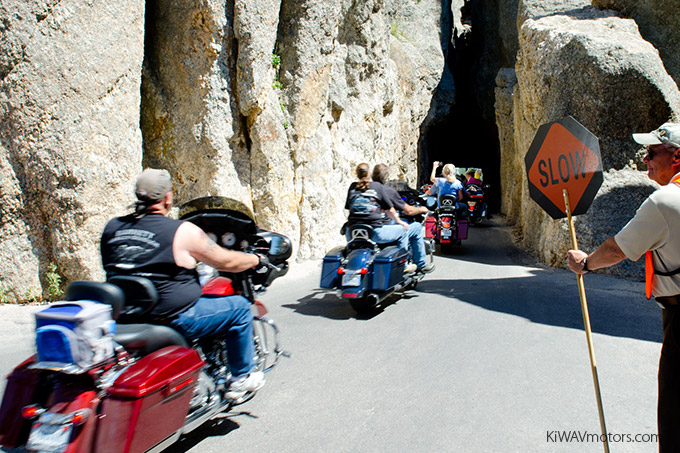KiWAV motors 6 scenic routes - Needles Eye Tunnel