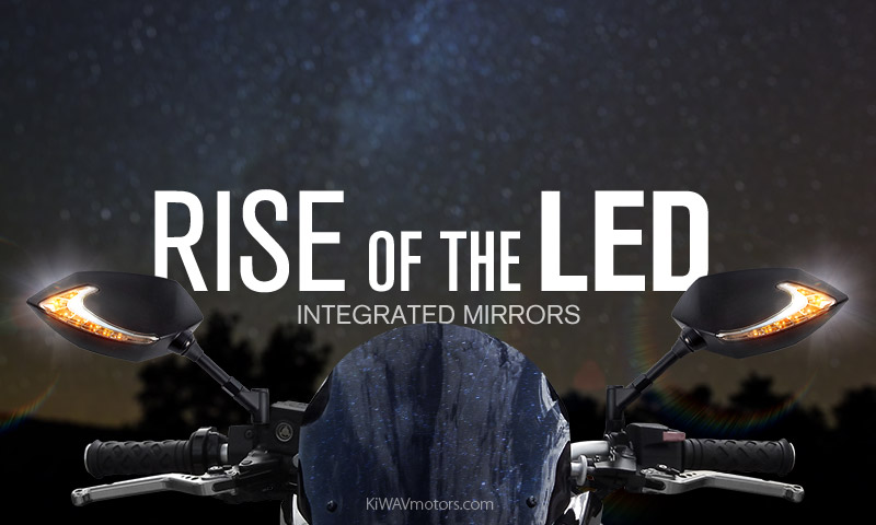 Lead the trend: Rise of the LED integrated mirrors - KiWAVmotors