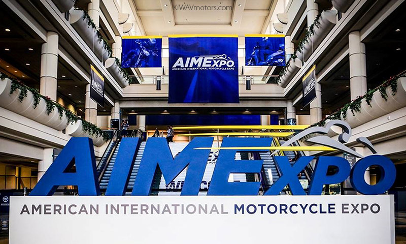 AIMExpo Orlando is Coming - KiWAVmotors